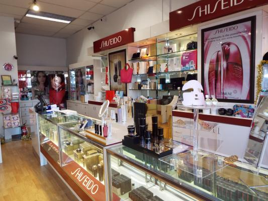 Shiseido Retail And Skin Service Spa Business For Sale
