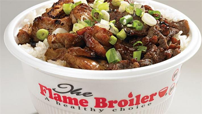 Orange County Flame Broiler Franchise - Can Convert Companies For Sale