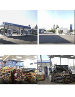 Kern County Gas Station - With Real Estate For Sale