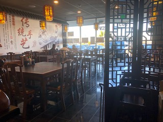San Diego Convoy District Chinese Dumpling Restaurant For Sale