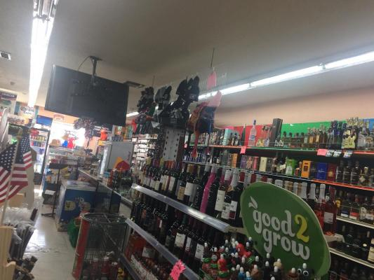 San Joaquin County Liquor Store - With Real Estate For Sale