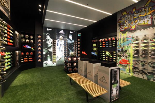 North Los Angles Soccer Retail Store - Ecommerce For Sale