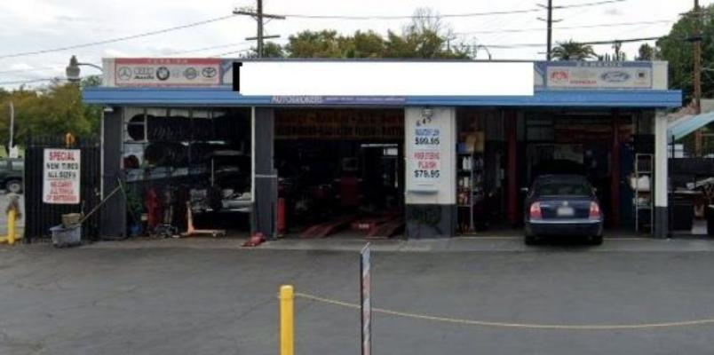 Los Angeles County Auto Repair For Sale
