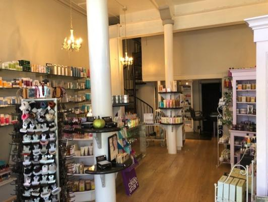 Beauty Supply Store, Facials, Salon Service Business For Sale