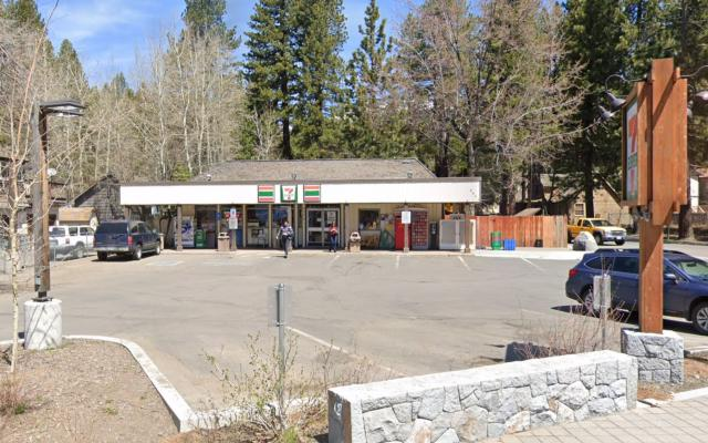Kings Beach, Lake Tahoe 7-Eleven Store For Sale
