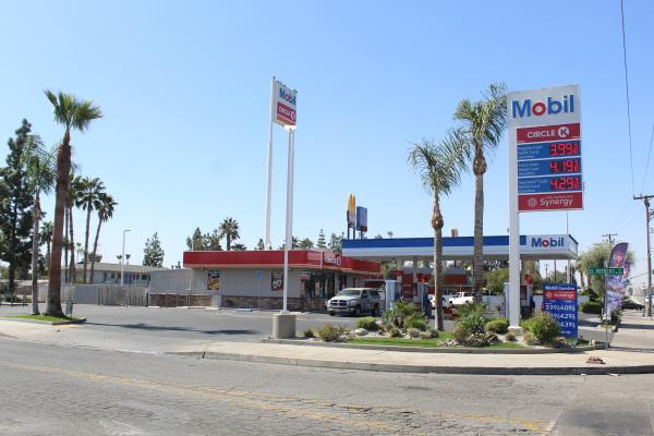 Mobil Gas Station, Circle-K, Real Estate Business For Sale