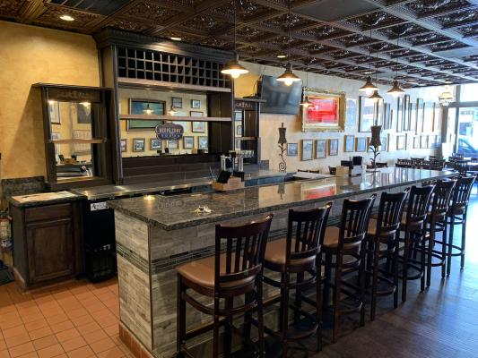 Amador County Italian Restaurant, Liquor License - Can Convert For Sale