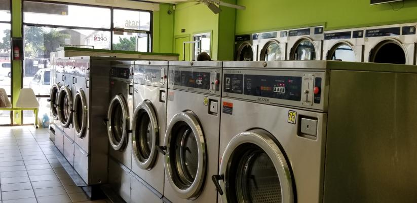 Escondido N San Diego County Coin Laundry Renovated Turn Key