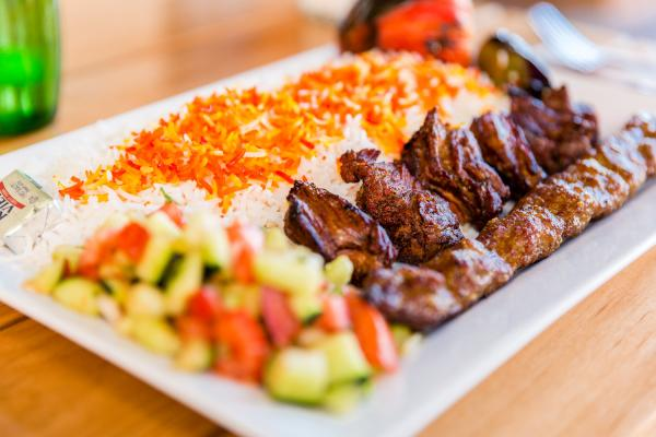 Anaheim, Orange County Mediterranean Fast Food Restaurant For Sale