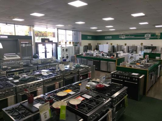 San Diego Appliance Sales Showroom - High Volume For Sale