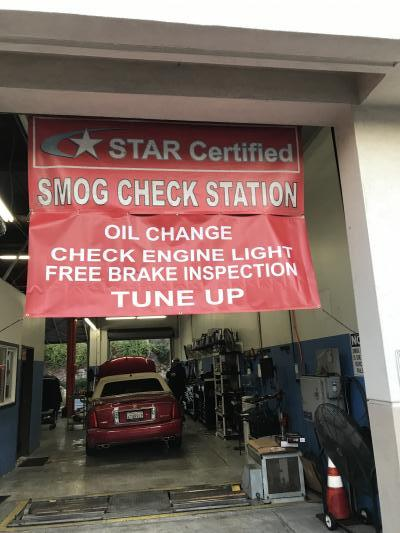 South Orange County Smog Station Service - STAR Certified, Profitable Business For Sale