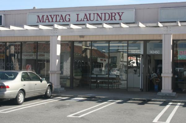 Los Angeles County Coin Laundry For Sale