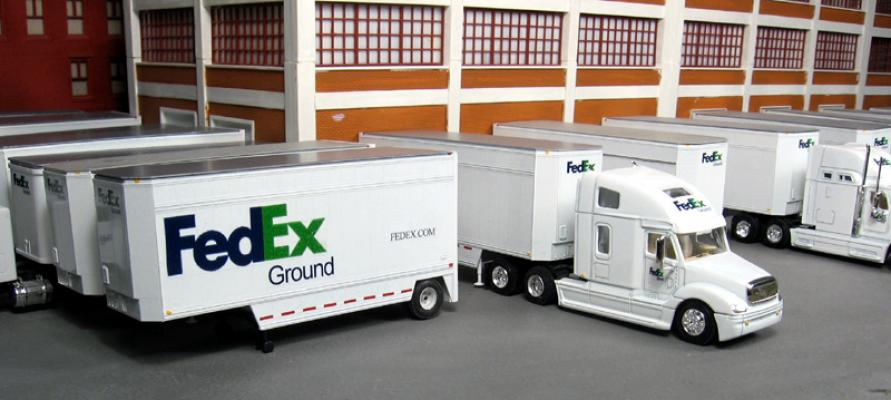 Tracy, San Joaquin County 2 FedEx Line Haul Routes For Sale
