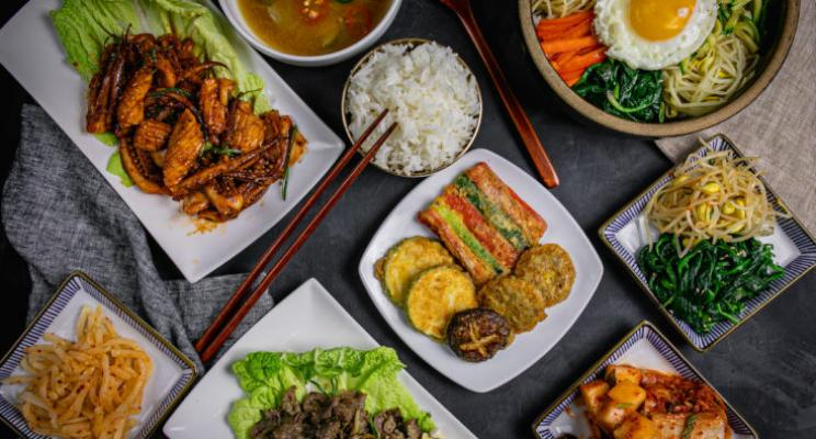Santa Clara County Korean Restaurant Chain - High Cash Flow For Sale
