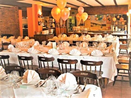 Orange County Italian Cafe Restaurant - Established 20 Years For Sale