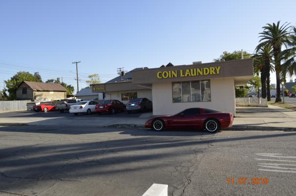 Redlands Coin Operated Laundry For Sale