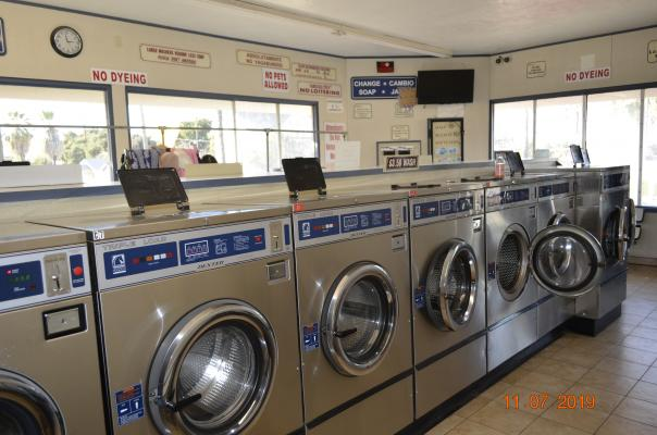 Coin Operated Laundry Business For Sale