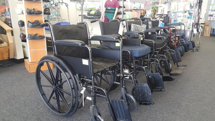 Chino, San Bernardino County Durable Medical Equipment Dealer - Good Cash Flow Business For Sale