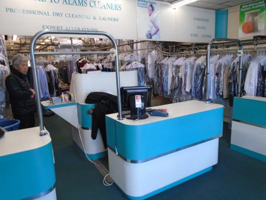 Glendora, Los Angeles County Dry Cleaners Plant Business For Sale