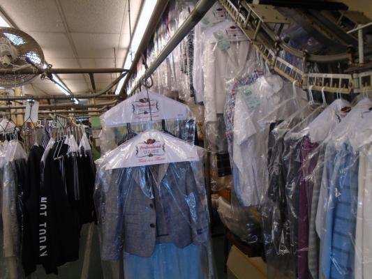 Dry Cleaners Plant Company For Sale