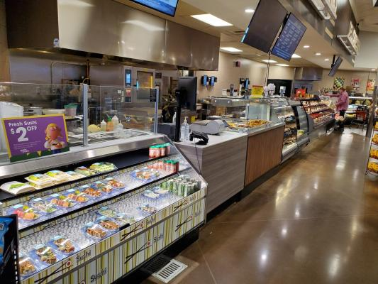 Sushi Kiosk Business For Sale