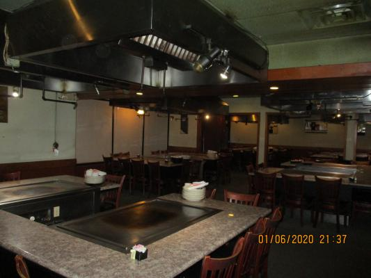 Montclair, San Bernardino Area Teppan Restaurant For Sale