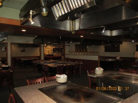 Teppan Restaurant Business For Sale