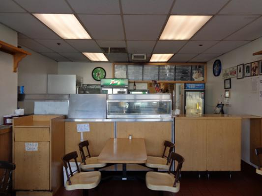 West Los Angeles Fish And Chip Restaurant - 6 Days For Sale