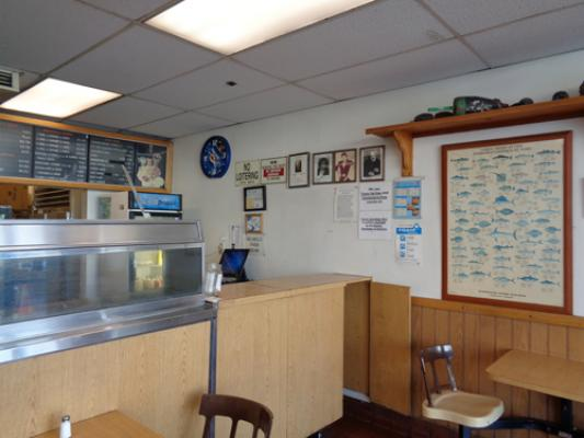 Fish And Chip Restaurant - 6 Days Business For Sale