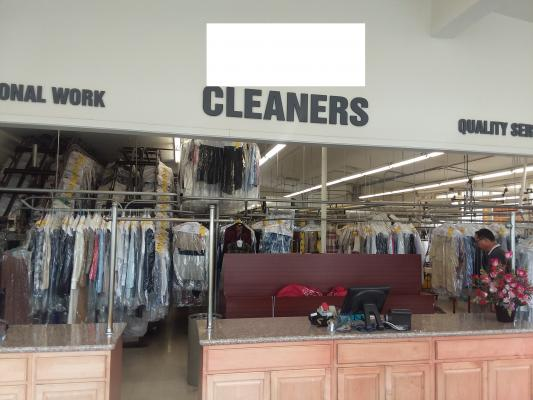Dry Cleaners, Laundry, Alterations Service Business For Sale
