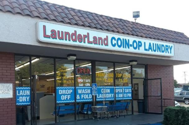 Paramount, Los Angeles County Coin Laundry Business For Sale