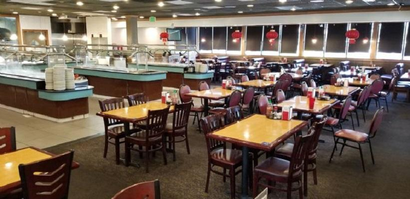 San Bernardino County Asian Buffet Restaurant - Dine In, Take Out For Sale