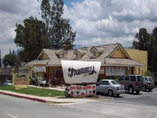 Banning, Riverside County Restaurant - With Real Estate For Sale