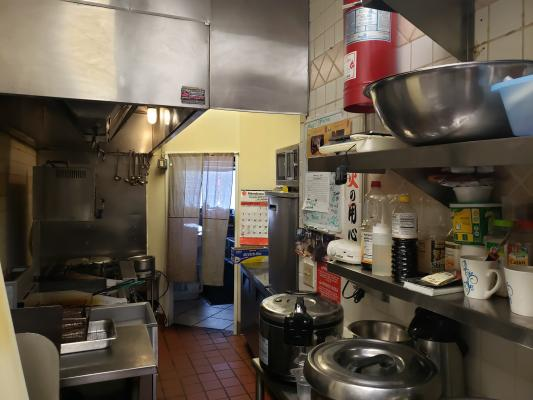 Japanese Sushi Bar With BW License - Very Busy Business For Sale