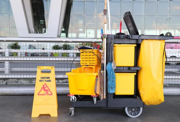 Los Angeles County Janitorial And Commercial Cleaning Service For Sale