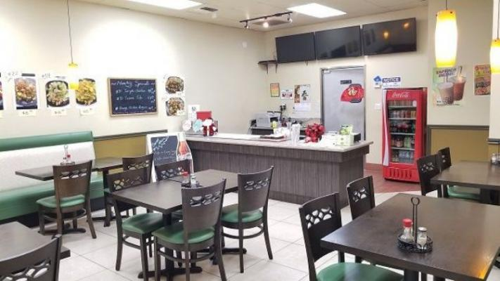 San Bernardino County Asian Fusion Fast Food Restaurant - Full Kitchen For Sale