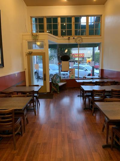 San Francisco Bay Area Cafe And Restaurant - High Profits, Great Location Business For Sale
