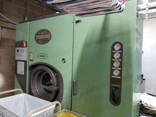 Contra Costa County Dry Cleaning Plant Business For Sale