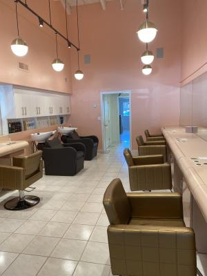 San Mateo County Beauty Salon - New Remolded For Sale