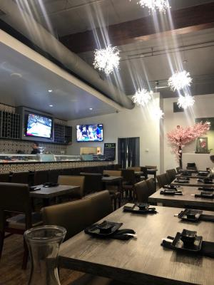 Del Mar Area, San Diego Sushi Restaurant, Liquor License - Asset Sale For Sale