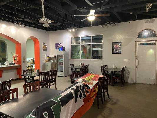 Fresno Burger And Pizza Restaurant For Sale