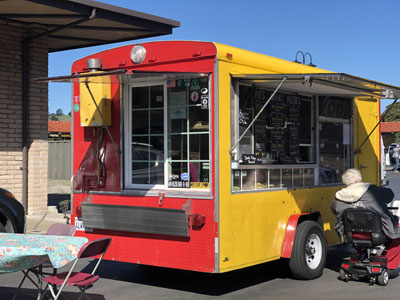SF Bay Area - Relocatable Mobile Bakery Trailer Catering Company For Sale
