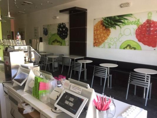 Franchise Frozen Yogurt Shop - Self Serve Business For Sale