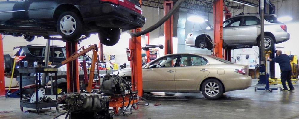 SW Riverside County Auto Repair Service - Profitable, Absentee Run Business For Sale