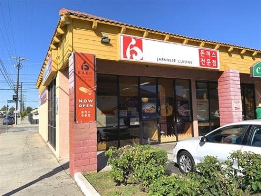 Harbor City, LA County Teriyaki And Sushi Roll Restaurant For Sale