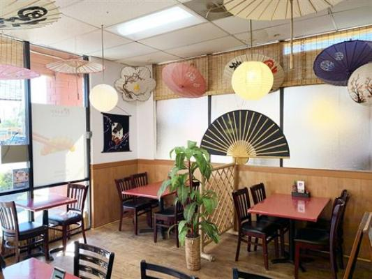 Teriyaki And Sushi Roll Restaurant Business For Sale