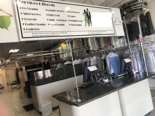 Dry Cleaning Agency Business For Sale