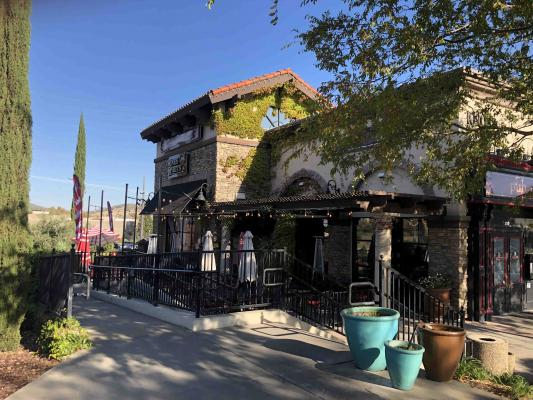 El Dorado Hills Area Full Liquor Bar, Grill Type Restaurant- Great Area For Sale