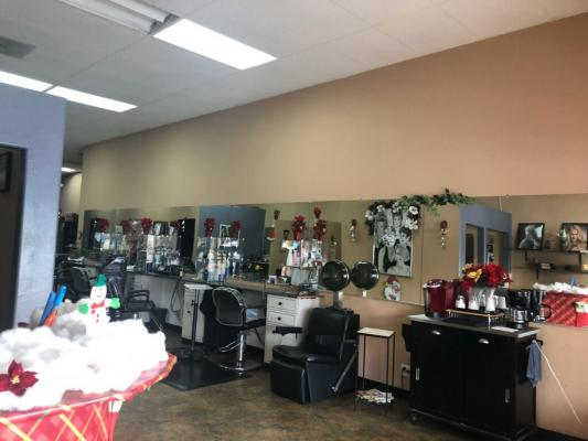 Hair And Nail Salon - Facials Business For Sale