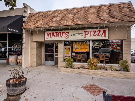 Downtown Paso Robles Pizza Restaurant For Sale